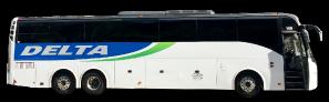 Delta Charter Bus